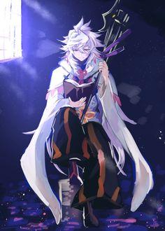 Caster (Merlín) - Fate/Grand Order