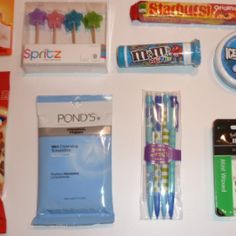 This bag of under-rated dorm essentials is my go-to high school graduation gift because it's full of …