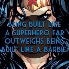 Funny Workout Quotes QUOTATION – Image : Quotes Of the day – Description Being Wonder Woman is pretty cool for me but if you wanna be like Barbie do your thing too! Sharing is Caring – Don't forget to share this quote ! Crossfit Motivation, Fit Girl Motivation, Fitness Motivation Quotes, Motivation Inspiration, Fitness Inspiration, Fitness Goals, Gym Humor, Workout Humor, Funny Workout
