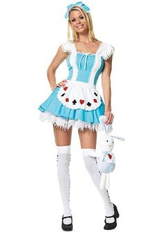 am I brave enough to be Alice for Halloween? It IS my very most favorite book!