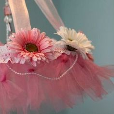 Little ones will love making a Tutu Chandelier for their castle bedroom. Tweens and teens can make these lovely fabric crafts for kids together for a lovely decoration that adds a whimsical touch to any room.