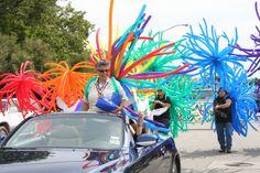 TCGP Parade if color