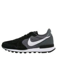 INTERNATIONALIST - Sneakers basse - black/white/dark grey