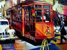 Kobra street art in Chelsea NYC Eduardo Kobra: from São Paulo, Brazil to NYCs Chelsea. Google Street View: https://maps.google.com.au/maps?ll=40.749038,-74.003395&spn=0.000879,0.001321&t=h&z=20&layer=c&cbll=40.749081,-74.003498&panoid=reMxmbnVDzHt_jJ-EcbdAw&cbp=12,210.35,,1,3.02