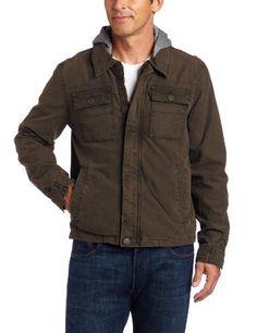 Levi's Men's Washed Cotton Hoody, Brownish Olive, Large Levi's, http://www.amazon.com/dp/B004XGU6VA/ref=cm_sw_r_pi_dp_3Xzoqb188YJJA