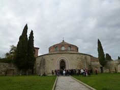 Chiesa di S. Angelo,Perugia,Umbria, Italia