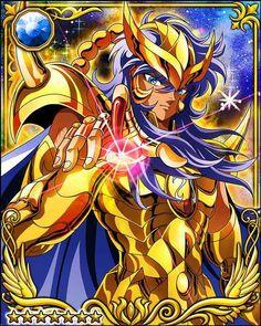 ミロ!! の画像|聖闘士星矢ギャラクシーカードバトル/テイルズオブアスタリア