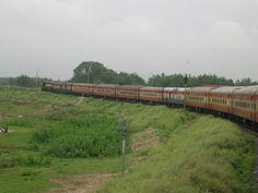 Dibrugarh Rajdhani :)