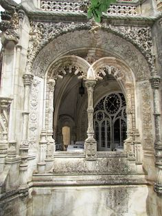 Palace Hotel do Bussaco, Luso, Portugal beautiful old architecture