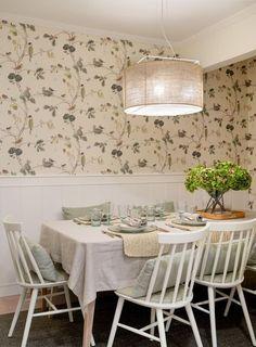 Inspirant Interiorismo Getxo Exterior Design, Interior And Exterior, Dining Room, Dining Table, Diy Doll, Room Decor, Kitchen, House, Furniture