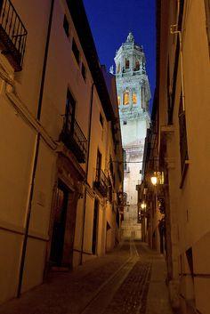 Jaén, hora azul I  Por Edu S.G.