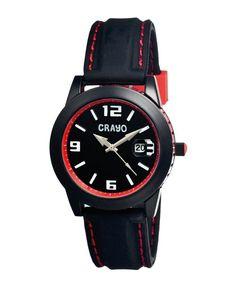 Crayo CR1302 Unisex Quartz Watch