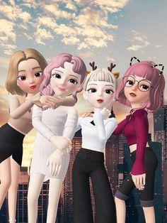 Chibi Unicorn, Disney Characters, Fictional Characters, Disney Princess, Art, Art Background, Kunst, Gcse Art, Disney Princes
