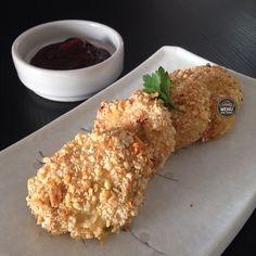 Nuggets de frango sem glúten! Receita no blog!!