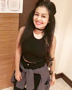Latest photos of Neha Kakkar Neha Kakkar Dresses, Neha Pendse, Indian Idol, Green Suit, Sherwani, Dimples, New Look, Bollywood, Singer