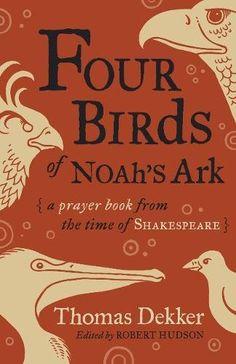 Four Birds of Noah's Ark: A Prayer Book from the Time of ... https://www.amazon.com/dp/0802874819/ref=cm_sw_r_pi_dp_x_ia4Bzb8QKDRPA