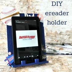 DIY Ereader Stand | I Heart Nap Time - How to Crafts, Tutorials, DIY, Homemaker