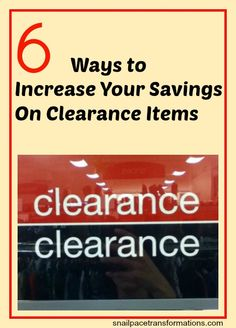 The sign might say 75% off but with a few of these tips you can save at least an additional 10% or more.