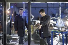 Directed by Michael Schultz. With Stephen Amell, Katie Cassidy, David Ramsey, Willa Holland. After an impossible break in at Queen Consolidated, CSI Barry Allen comes to Starling to help with the investigation, Sin asks Roy for help so Thea tags along.
