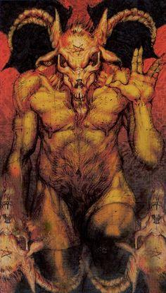 tarot of reflection the Devil