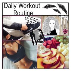 """""""Daily Workout Routine 