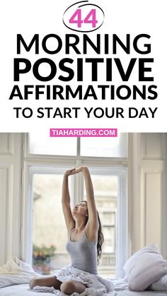 44 morning positive affirmations to start your day Negative Self Talk, Negative Thoughts, Positive Thoughts, Positive Affirmations Quotes, Affirmation Quotes, Evening Routine, Improve Mental Health, Frame Of Mind, Positive Mindset