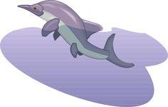 Purple Ichthyosauria