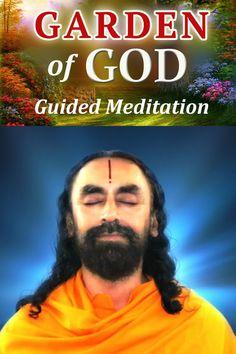 Power Of Meditation, Meditation Garden, Guided Meditation, Meditation For Beginners, Relationships Love, Krishna, Attitude, Bond, Motivational
