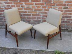 Ein Paar Sessel aus 60er von Time_Machine auf DaWanda.com