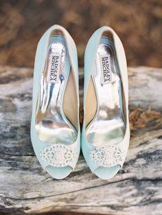 wedding shoes; photo: Michele Beckwith