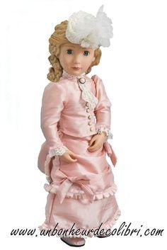 La robe de soirée d'Amélia