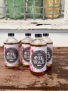 Oil Wax by Sweet Pickins Milk Paint