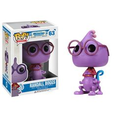 (Action Games For Kids)Funko POP Disney Monsters University: Randall Vinyl Figure Pop Vinyl Figures, Funko Pop Figures, Funko Pop Dolls, Funko Toys, Disney Pop, Disney Pixar, Monsters University, Les Muppets, Disney Monsters