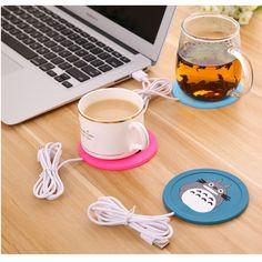 USB Silicone Heater for Cups and Mugs  #tea #tearoom #oolong #greentea #puerhtea #chinesetea #cryotea #travel