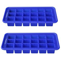 Try out our new fantastic silicone ice cube trays
