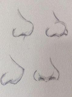 nose drawing easy * nose drawing _ nose drawing tutorial _ nose drawing reference _ nose drawing step by step _ nose drawing cartoon _ nose drawing anime _ nose drawing easy _ nose drawing tutorial step by step Cool Art Drawings, Pencil Art Drawings, Art Drawings Sketches, Easy Drawings, Sketch Art, Hipster Drawings, Face Sketch, Girl Sketch, Sketch Ideas