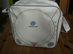 Sega Dreamcast Dream On and Dreamcast bag #retrogaming #HotDC  5 Dream On Volumes Power Stone MP3DC a blue VMU and a beautiful Dreamcast Bag. auction from Germany.