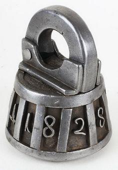 Vintage keys and locks Antique Door Knobs, Antique Keys, Vintage Keys, Skeleton Key Lock, Door Knobs And Knockers, Cool Lock, Under Lock And Key, Old Keys, Door Handles