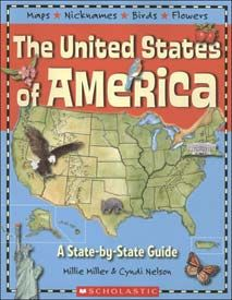 United States Of America Book