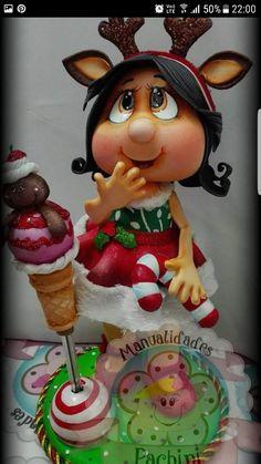 Christmas Decorations, Christmas Ornaments, Holiday Decor, Christmas Sewing, Reno, Gingerbread, Diy And Crafts, Disney Princess, Disney Characters