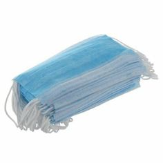Cheap disposable face mask, Buy Quality face mask disposable directly from China dust mask disposable Suppliers: JEYL Hot New 50 Pcs Elastic Ear Loop 3 Ply Medical Surgical Dust Disposable Face Masks Salon Medical Dental, Blue Mask, Mouth Mask, Ear Loop, Salons, Face Masks, Ebay, Health Care, Layers