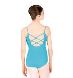 Adult Trestle Back Camisole - Style Number:  {{In black}}