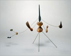 Creative Calder, Surreal, Constellation, Sculpture, and Wood image ideas & inspiration on Designspiration Abstract Sculpture, Sculpture Art, Sculptures, Mobiles, Alexandre Calder, Wood Images, Mobile Art, Principles Of Art, Kinetic Art