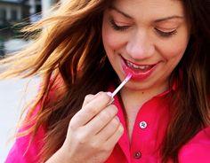 Rimmel Stay Glossy Lipgloss - Fuscia Fever