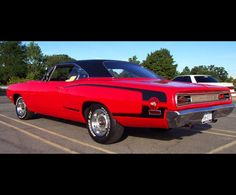 Beautiful Super Bee. Find parts for this classic beauty at restorationpartssource.com
