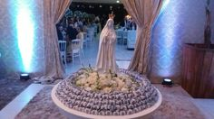 Mesa bem casados com Nossa Senhora de Fátima