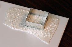 Polymer Clay Tutorial - Faux Ceramic Pendant