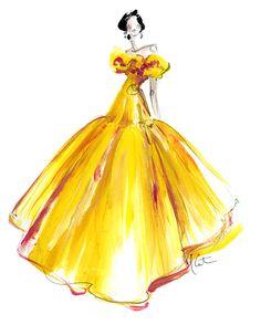 fashion illustrator Katie Rodgers