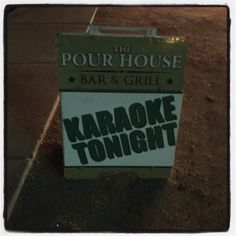 #cz30daysofthankful day #3: thankful for karaoke... and for finding a fun place on our little get-a-way