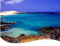 Cape Verde Islands – tropical islands in The Atlantic Ocean, west of West Africa.